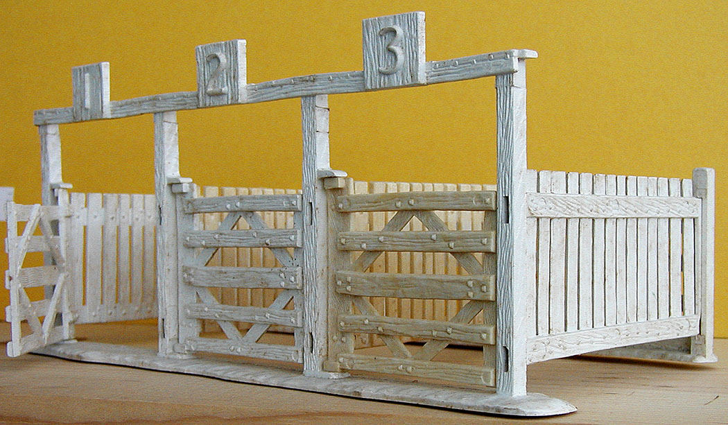 Toy Cattle Chute : Toy bucking chutes related keywords